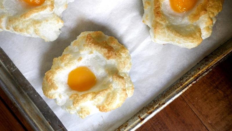 """კვერცხი """"ორსინი""""- ძალიან გემრიელი და უჩვეულო"""