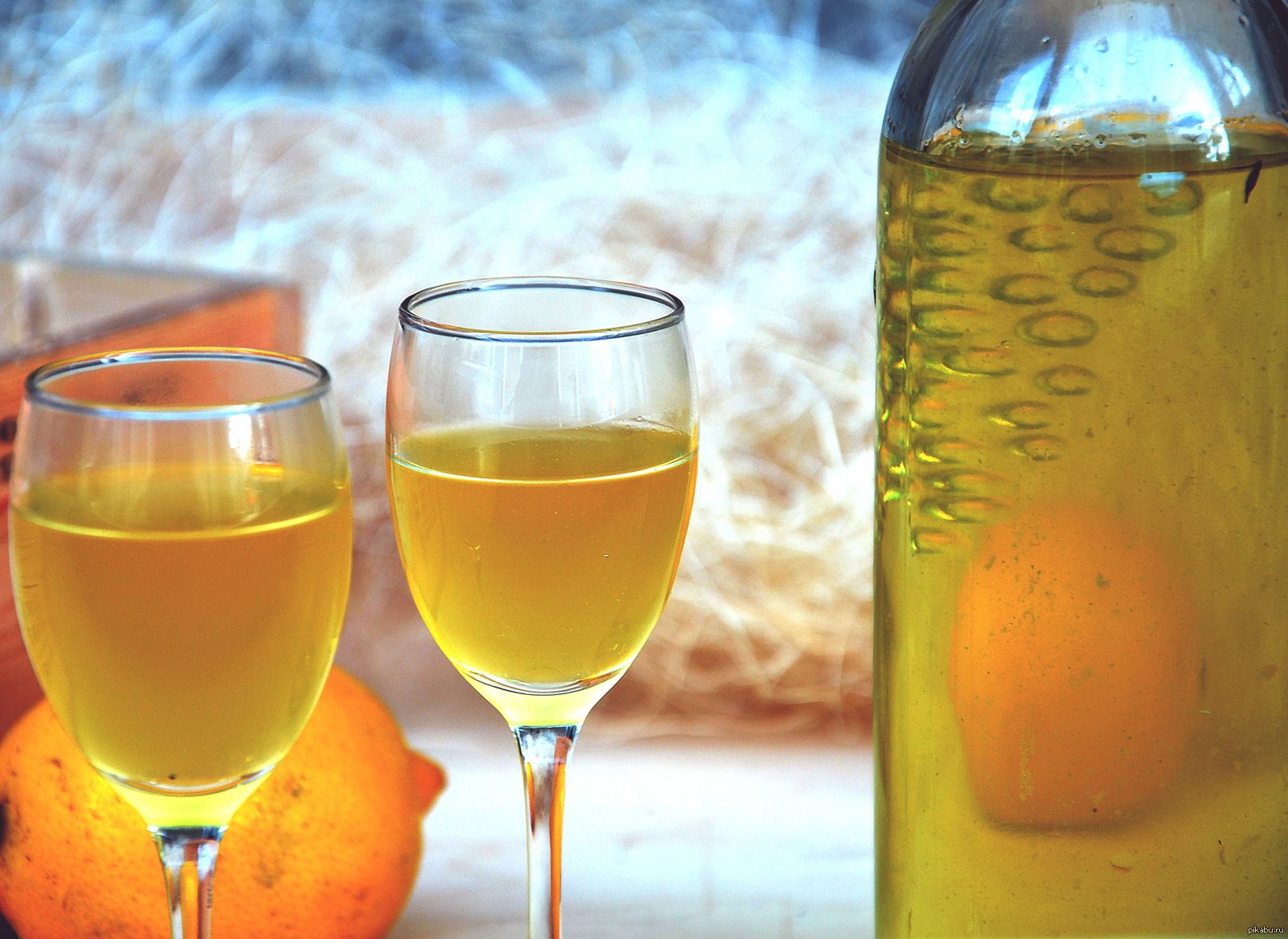Ликер лимончелло в домашних условиях на водке